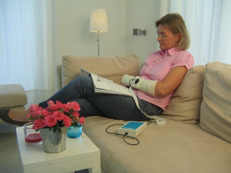 heilung und behandlung der knochenbr che ohne gips cast. Black Bedroom Furniture Sets. Home Design Ideas